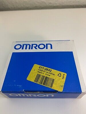 H3DE-S1 Omron  Single Time Delay Relay OMRON H3DE-S1 AC/DC24-230