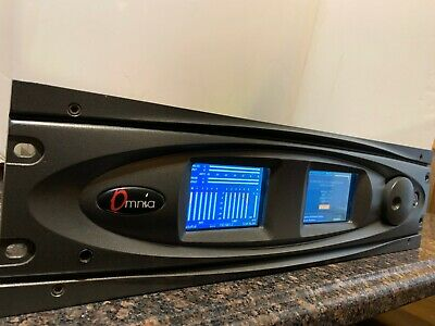 Telos Omnia 6 EX HD + FM . Brodcast Digital Audio Processor.Optimod