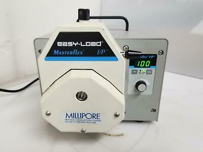 Millipore XX80EL000 MasterFlex I/P Peristaltic Pump w/ Easy-Load Head