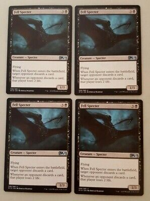 Fell Specter MTG Core Set 2019