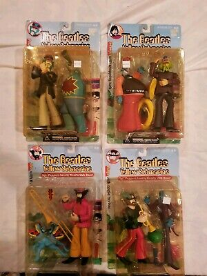 beatles yellow submarine sgt peppers lonely hearts club band. Complete set