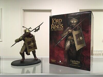 Sideshow Weta LOTR Lord of the Rings: Easterling Soldier - 158/2000 - Damaged