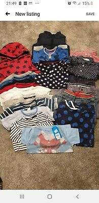 Boys Clothing Bundle 1.5-2yrs (TU John Lewis H&M M&S Next)