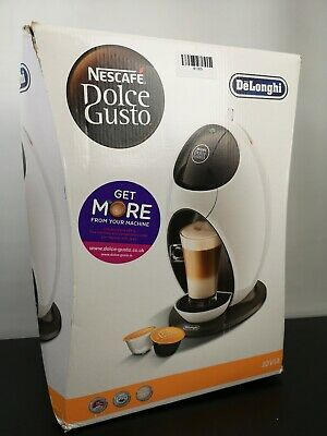 DELONGHI Dolce Gusto Jovia EDG250 W Hot Drinks Machine - White