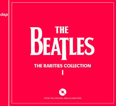 THE BEATLES THE RARITIES COLLECTION I ORIGINAL ANALOG MASTERS PRESS 2xCD *F/S