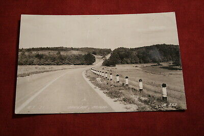 US 31, Beulah Michigan Postcard - Real Photo RPPC