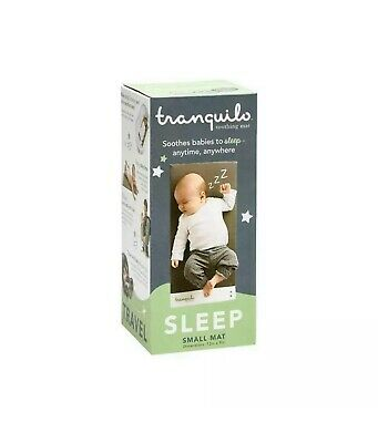 Tranquilo Small Baby Soothing Mat Brand New