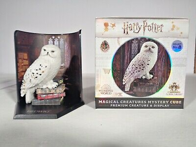 Harry Potter HEDWIG Magical Creatures Mystery Cube The Noble Collection
