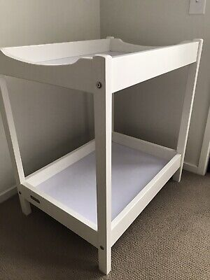 White Baby Change Table (grotime Brand)