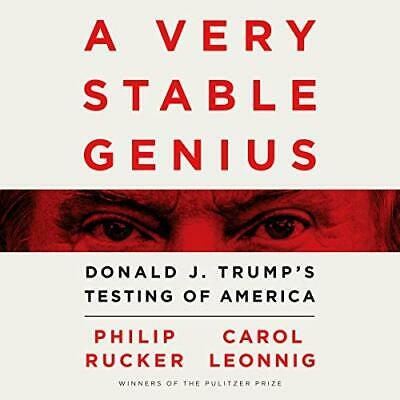 A Very Stable Genius Donald J.Trump's Testing of America✔️P.D.F✔️FAST delivery✔️