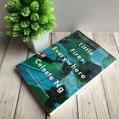 Free Ship to you - Little Fires Everywhere by Celeste Ng (2019, Paperback)