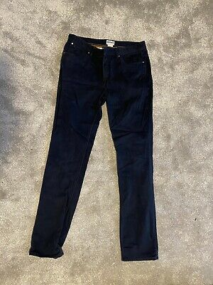 Timberland Navy Winter Trousers 34 Long