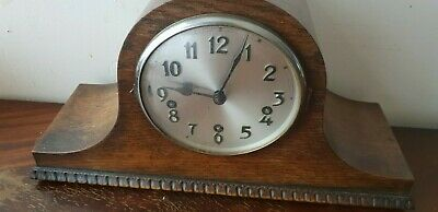 Genuine Vintage Chimes  Napoleon  Mantle Clock