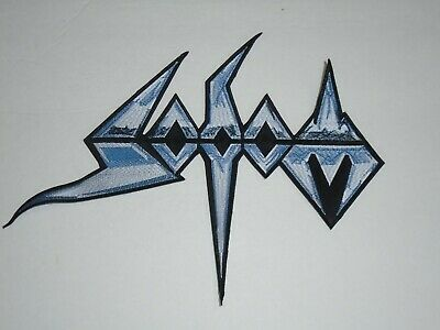 Sodom Thrash Metal Embroidered Back Patch