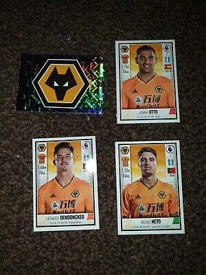 Panini Football 2020 Premier League Sticker Collection 2019/20