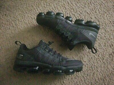 Nike Air Vapormax Run Utility Black/Reflect Silver AQ8810-001 Size 9.5