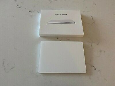 Apple Magic Trackpad 2 Silver Rechargeable (MJ2R2LL/A) A1535 Open Box