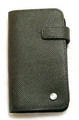 Alfred Dunhill leather credit card wallet NEW #36411