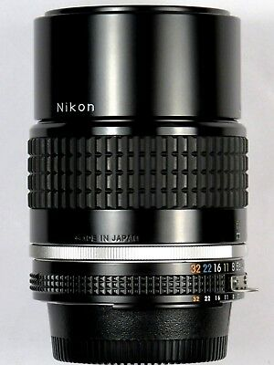 *** NEW NEVER USED *** Nikon 135mm F2.8 Ai-s F F3 FA FM2 FE2 F2 D7000 D600 FM3A