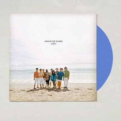 88rising 2 LP Head in the Clouds BLUE Limited Color Vinyl NEW SEALED JOJI 2XLP