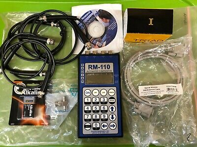 Radian Research RM-110 Automated Comparator Testing Watthour Billing Meter Kits