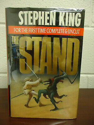 Stephen King - The Stand Complete and Uncut 1st Edition