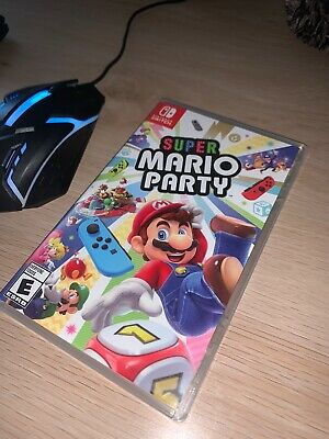 Super Mario Party - Nintendo Switch NEW FAST SHIPPING