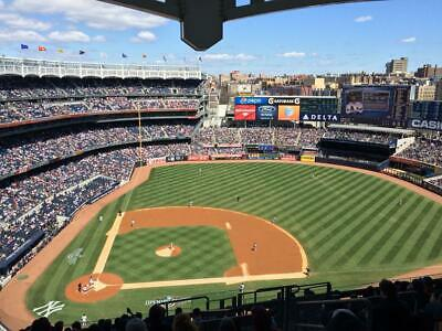 2 New York Yankees vs.Toronto Blue Jays Tickets (4/2/20) **Opening Day**