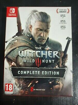 The Witcher III 3 Wild Hunt Complete Edition | Nintendo Switch