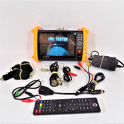 "7"" Touch Screen IPC Tester Monitor Model K700S Tested Working"
