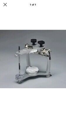 Denar Semi Adjustable Dental Articulator  Hanau Whipmix Lab  Wax