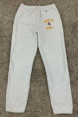 Vintage 90's Arizona State University ASU Champion Reverse Weave Sweatpants XL