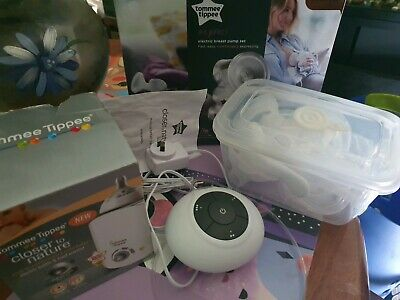 Tommee Tippee Electric and Manual Breast Pumps   Bottle Warmer