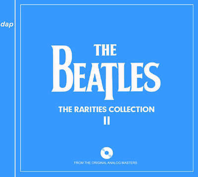 THE BEATLES THE RARITIES COLLECTION Ⅱ ORIGINAL ANALOG MASTERS PRESS 2xCD *F/S