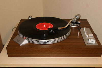 Yamaha YP-511 direct drive full manual turntable with Shure M75 cartridge