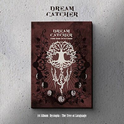 DREAMCATCHER 1st Album Dystopia : The Tree Of LanguageI ver SEALED+GIFT+TRACK