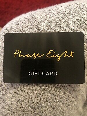 phase eight gift Card Worth £6