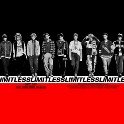 NCT 127 2nd Mini Album LIMITLESS KPOP Album+SEALED+GIFT+TRACKING