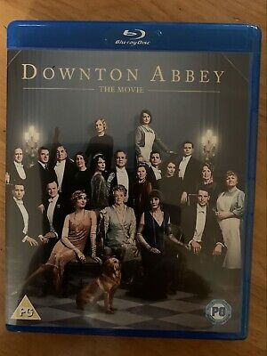 Downton Abbey The Movie Blu Ray