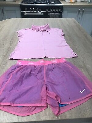 Girls Nike And Tommy Set