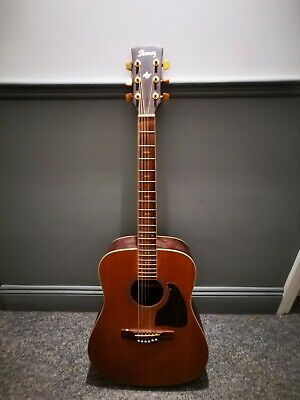 Ibanez Aw85 Acoustic Guitar