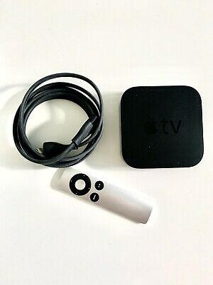 Apple TV (3rd Generation) MD199LL/A - Black