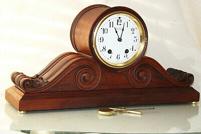 SETH THOMAS Mantel Antique Clock c/1905  ~ Rare Model Totally Restored