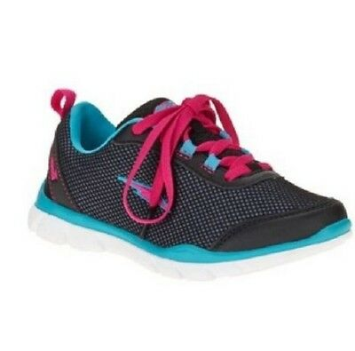 New Avia Girl's Diversion Athletic Shoes Light Weight Sizes 1 2 3 4 5 6 Youth