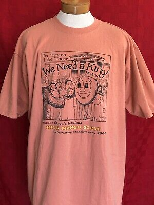 Mint New VINTAGE 2000 Miami coconut grove king mango Strut Shirt size 3XL Gerry