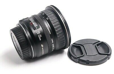 Canon EF 20-35mm f/ 3.5-4.5 USM Wide Angle Zoom Lens