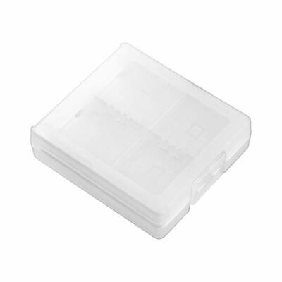 Card Game Box caja para Nintendo DS Lite NDSi NDS,Blanco Y7E4