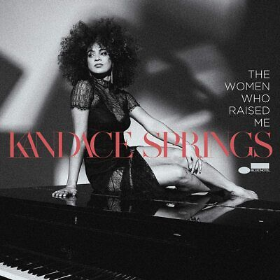 Kandace Springs - The Women Who Raised Me (CD 2020)  preorder