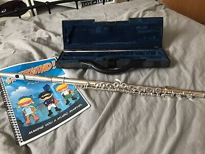 Buffet Crampon Flute & Learn To Play Book