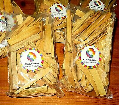 Chakana Palo Santo Wood | 1 Pound Bag |  4 Inch Holy Wood Incense Sticks